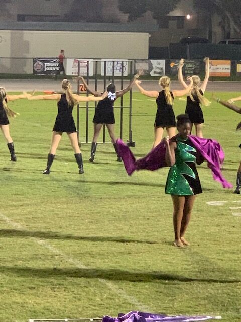 Color Guard and Dance