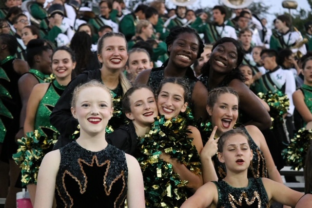 Dance and Color Guard