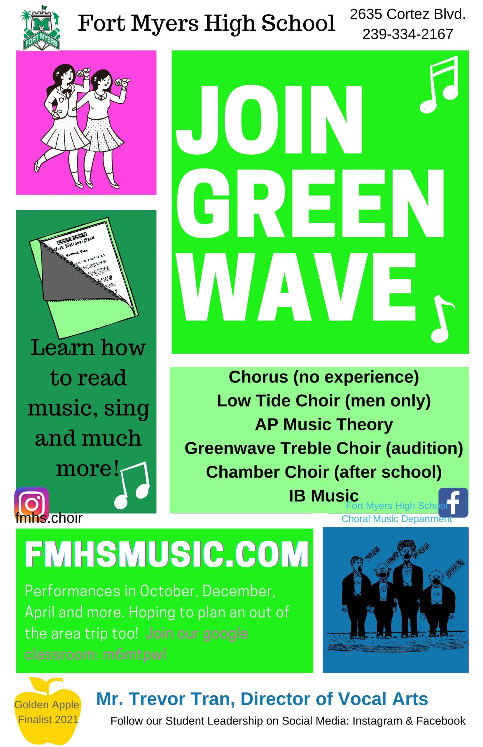choir FMHS Middle School Flyer (1)