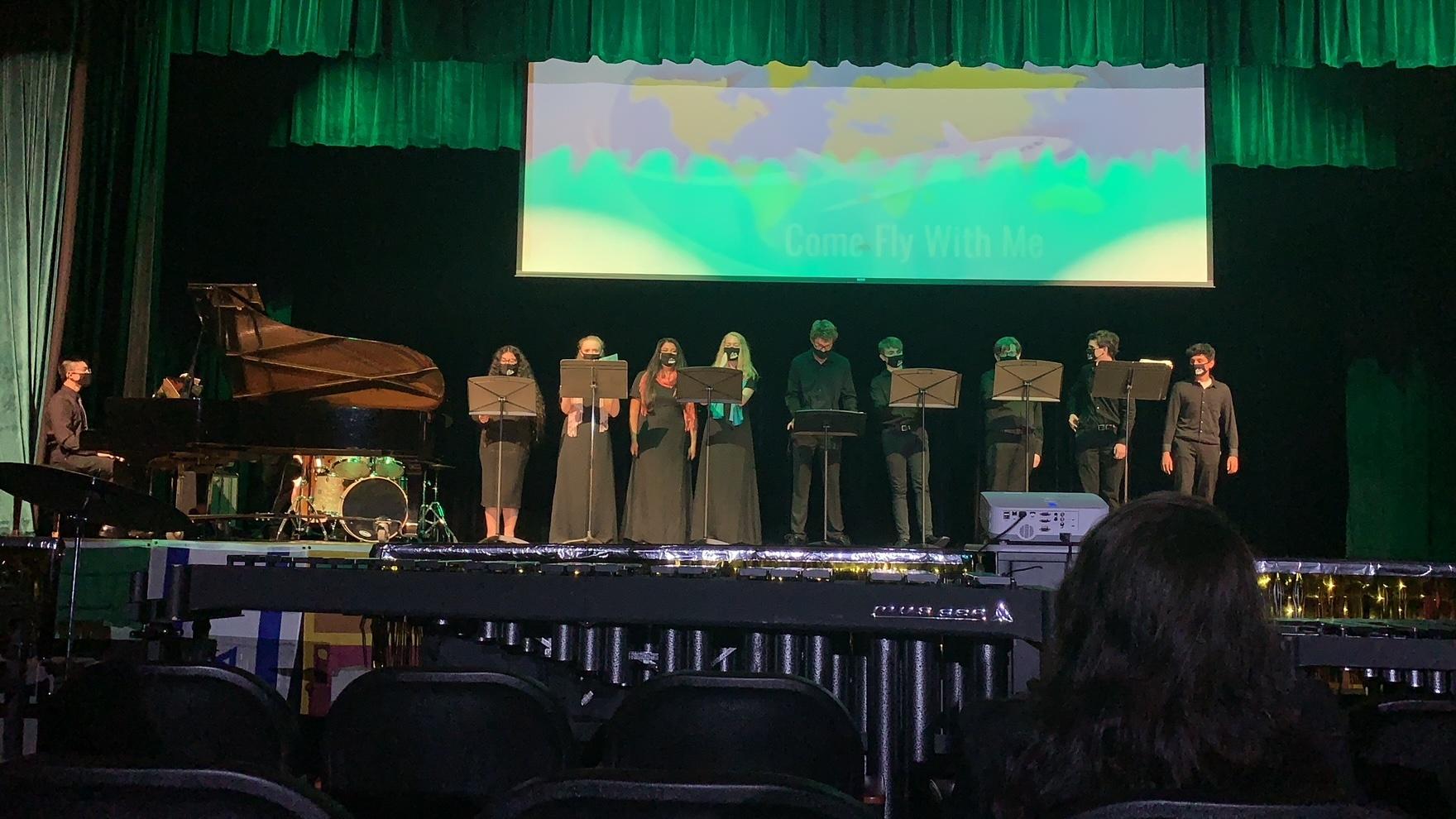 Header Image - Fort Myers High School Music