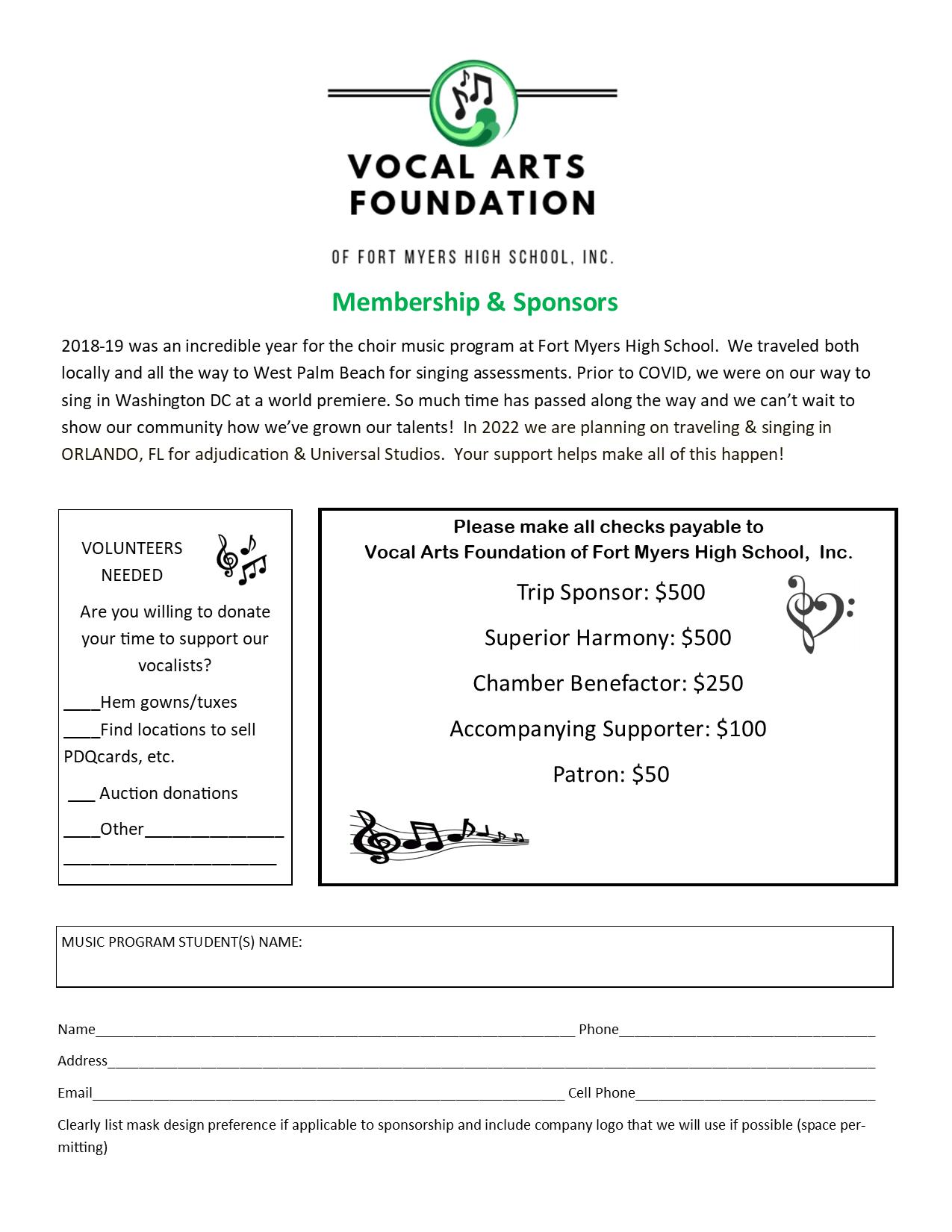 membership 2021-22