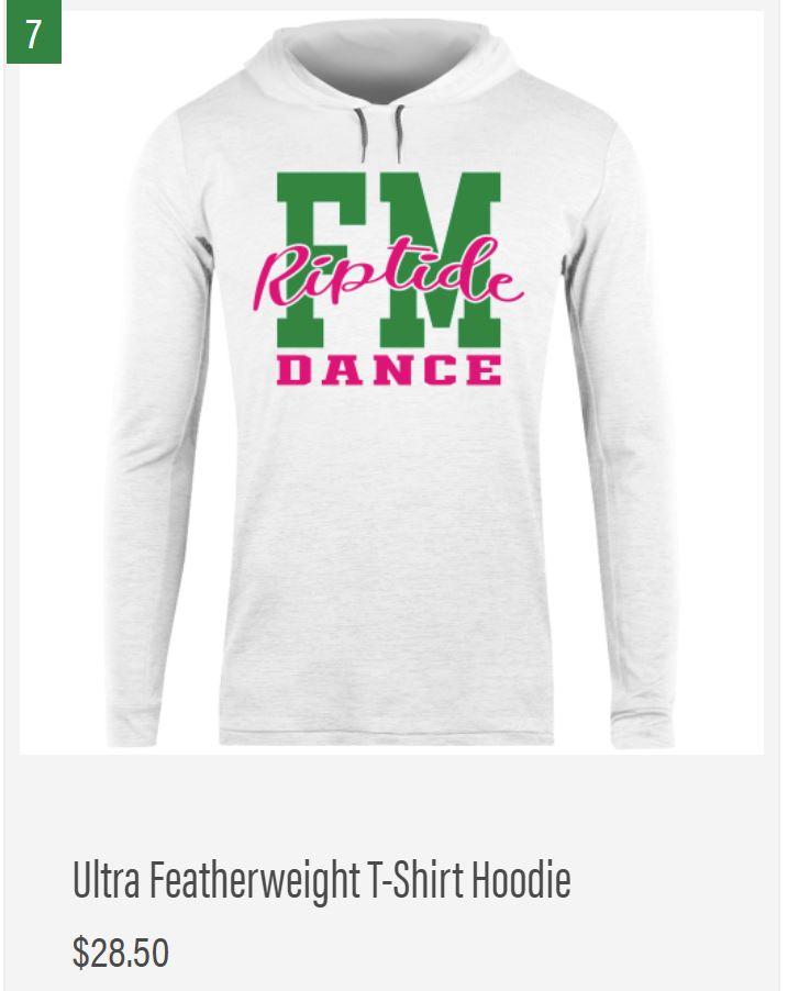 T shirt Hoodie with Dance